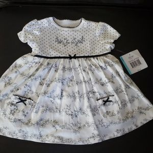 Little Me Dresses - Dress